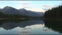 Johnson Lake Reflections