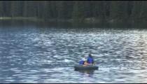 Johnson Lake Rafters