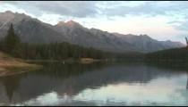 Johnson Lake Dusk 2
