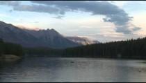 Johnson Lake Dusk