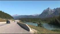 Highway 1 Bow River