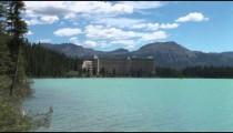 Chateau Lake Louise zoom