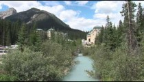 Chateau Lake Louise from Stream zoom