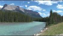 Bow River zoom