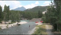 Bow River Stream