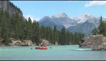Bow River Rafters pan