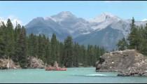 Bow River Raft
