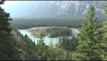 Bow River Island zoom 2