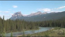 Bow River Bend zoom