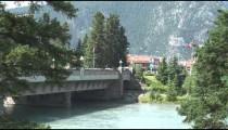 Bow Bridge to Banff