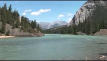 Bow at Banff zoom