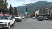 Banff Traffic