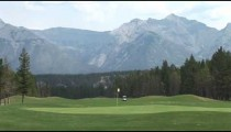 Banff Putting Green