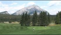 Banff Practice Green