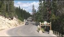 Banff Hot Springs Road
