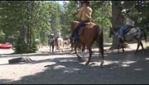 Banff Horse Riders zoom