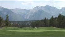 Banff Golfers