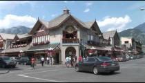 Banff City Corner