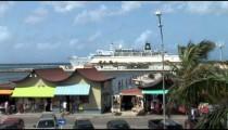 Straw Market Cruise Ship
