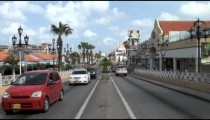 Oranjestad Traffic zooms