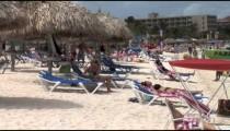 Beach Girl Takes a Lounge zoom