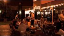 Aruba Outdoor Cafe Night zoom