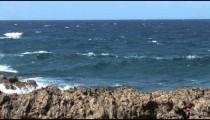 Aruba Ironshore Waves
