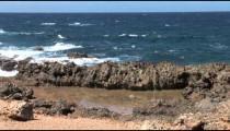 Aruba Ironshore Tidal Pool