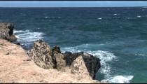 Aruba Cliffside