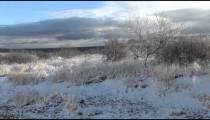 Dawn Over Snowy Ranch pan