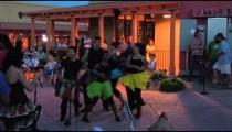 Brazil Dancers Circle