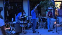 Brazil Band Dancers pan