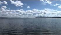Clouds over Yellotone Lake