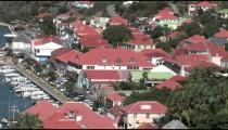 Gustavia overhead