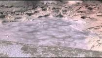 Bubbling Geyser Mud