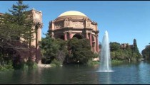 Palace Fine Arts Fountain