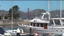 Golden Gate Bridge Marina