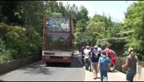 San Diego Zoo Tour Bus