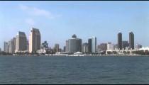 San Diego Skyline zoom