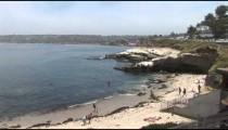La Jolla Cove Beach pan