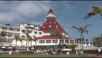 Coronado Hotel Grounds
