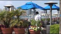 Coronado Diners and Waiter