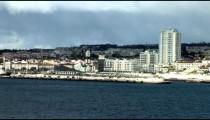 Ponta Delgada zoom POV