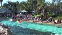 SeaWorld Lagoon Kayak