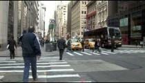 NYC Town Car Skyline zoom