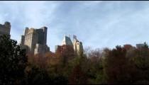 NYC Skyline Central Park zoom