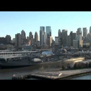 NYC Aircraft Carrier zoom