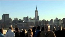 Cruisers View Empire State Building zoom