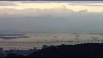 Morning clouds roll over Ipanema in Rio de Janeiro