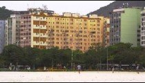 Buildings in downtown Rio de Janeiro, Brazil
